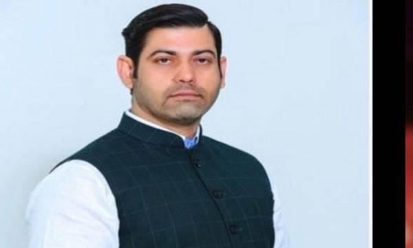 Congress leader, Haryana , Vik