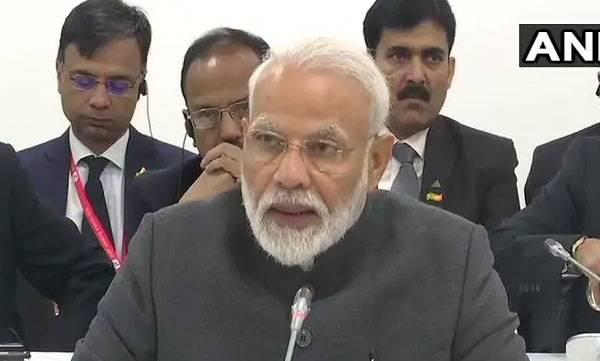 PM Modi, OSaka