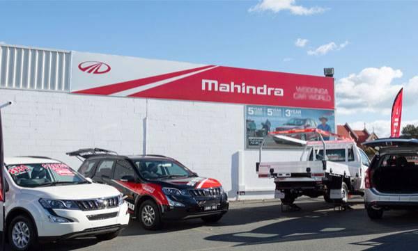 mahindra world of suvs dealerships go live on june 28
