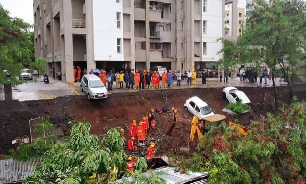 15 dead, Pune Kondhwa