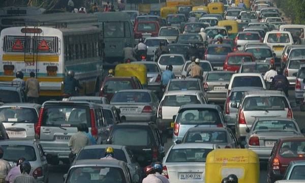 road transport ministry ordered colour coded stickers on vehicles based on fuels