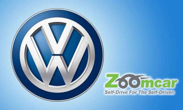volkswagen and zoomcar to boost shared mobility