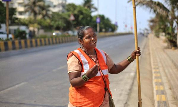 Heart touching Story, Sweeper Mother