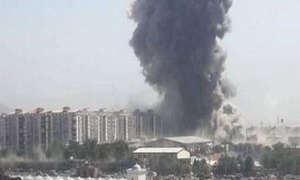 Kabul, Taliban