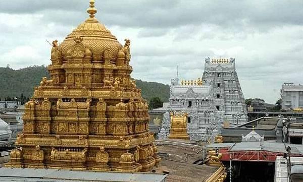 thirupathi balaji venkiteswara temple