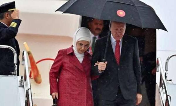 Turkey, First Lady