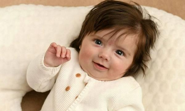 Hairiest Baby