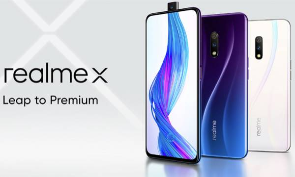 realme x has been announced to launch in india