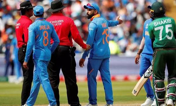 Kohli, Ban , Over Appealing