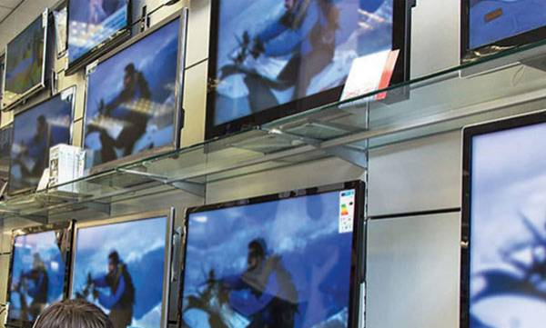 televisions worth rs 7224 crore imported