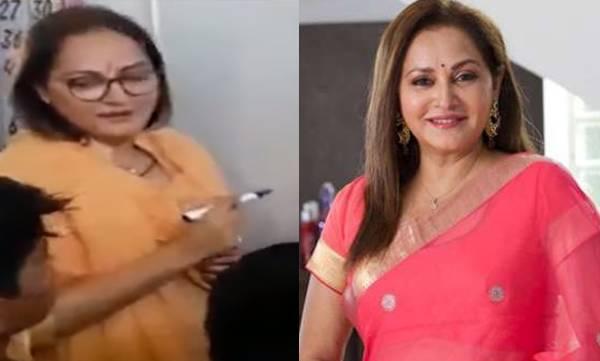 Jayapradha, miss spell, bjp