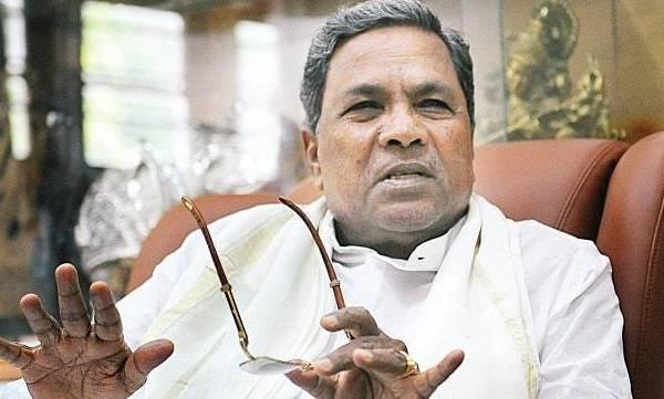 Karnataka Crisis, Siddaramaiah