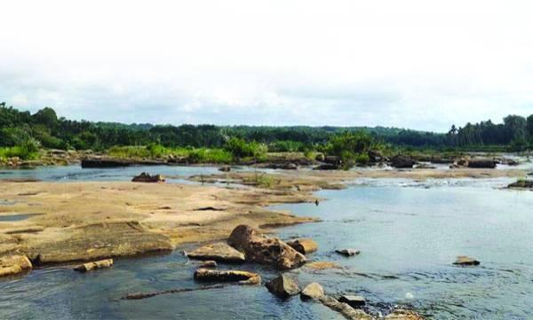 Viripara Waterfalls