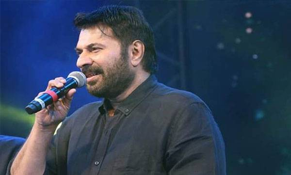 about mammootty