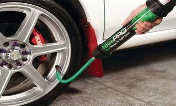 government might make nitrogen filled tyres mandatory