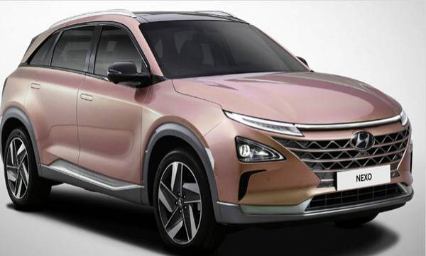 hyundai to launch hydrogen car nexo with 1000km drive range in india in 2021