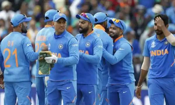ICC World Cup 2019,  Team India