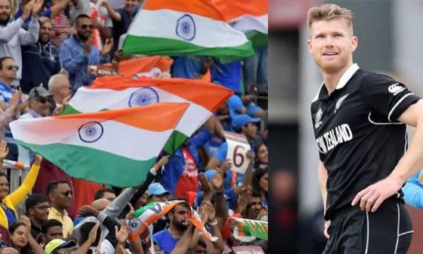 James Neesham, Indian Cricket Fans,  World Cup 2019, Final Tickets