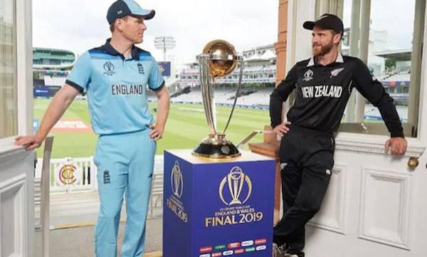 New Zealand vs England, World Cup 2019