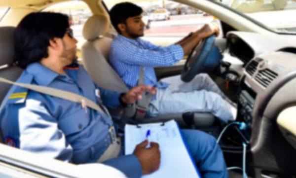 dubai drive app for driving test booking