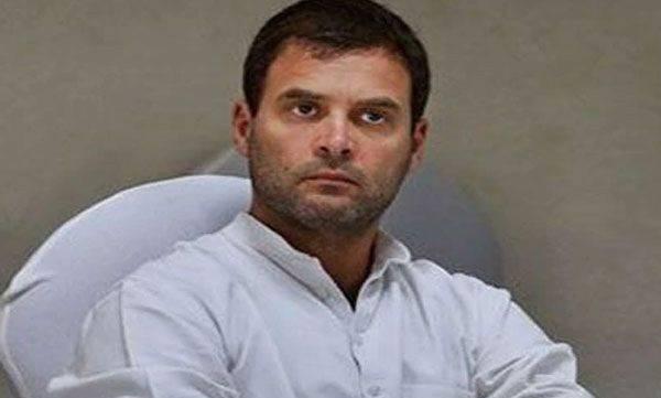 Rahul Gandhi, defamation case