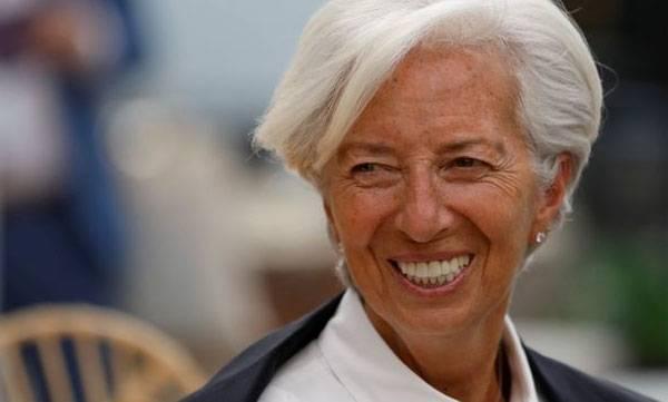 Christian Lagarde, IMF, MD
