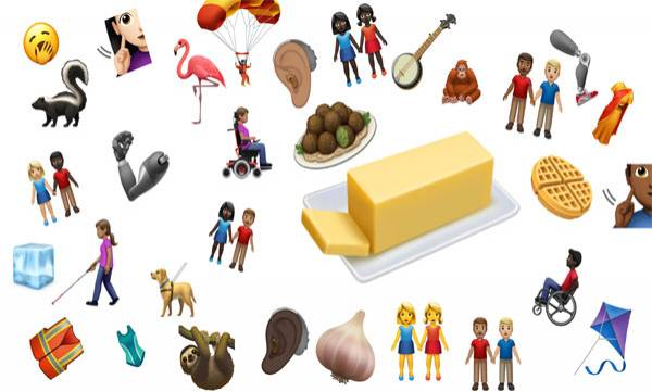 apple shows off 59 new emojis
