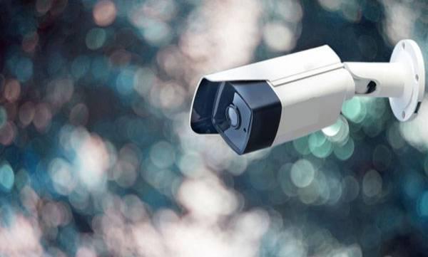 Woman, Husband,CCTV