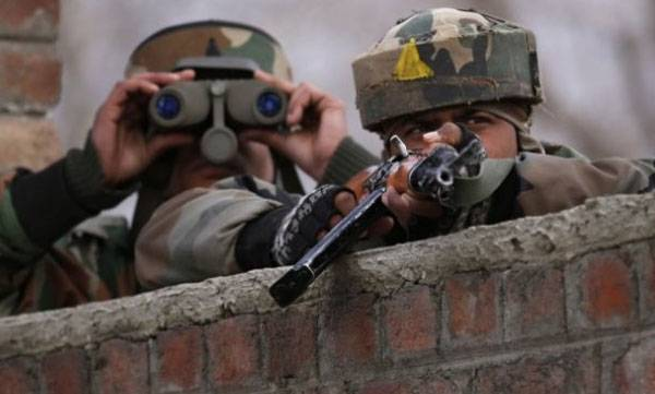 India, Pakisthan, Attack, Killed, Soldiers