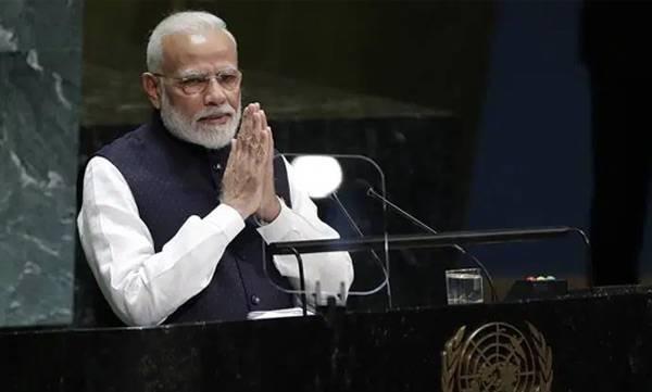 UN assembly, PM Modi