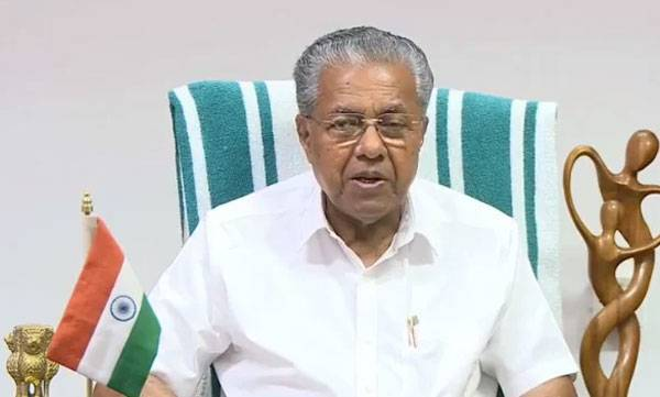 CM Pinarayi ,press meet