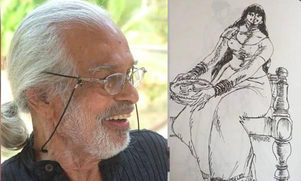 Artist Namboothiri