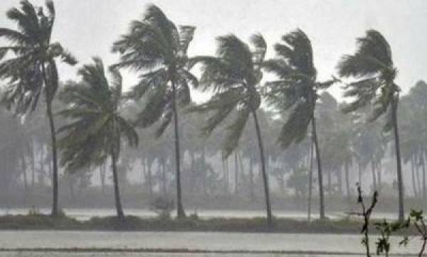 Kerala, rainy season